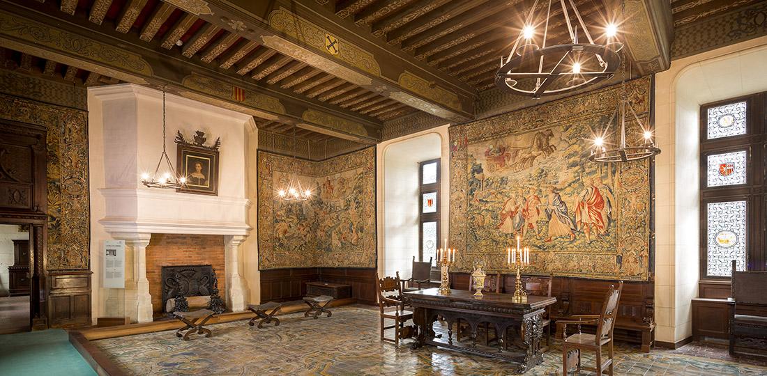 les appartements historiques domaine de chaumont sur loire. Black Bedroom Furniture Sets. Home Design Ideas