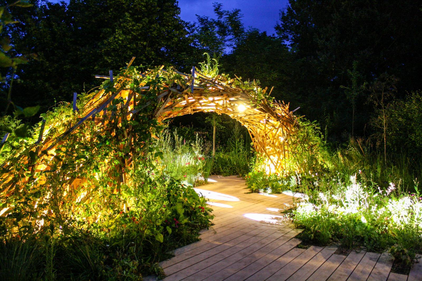 Jardins de lumi re domaine de chaumont sur loire for Lumiere de jardin