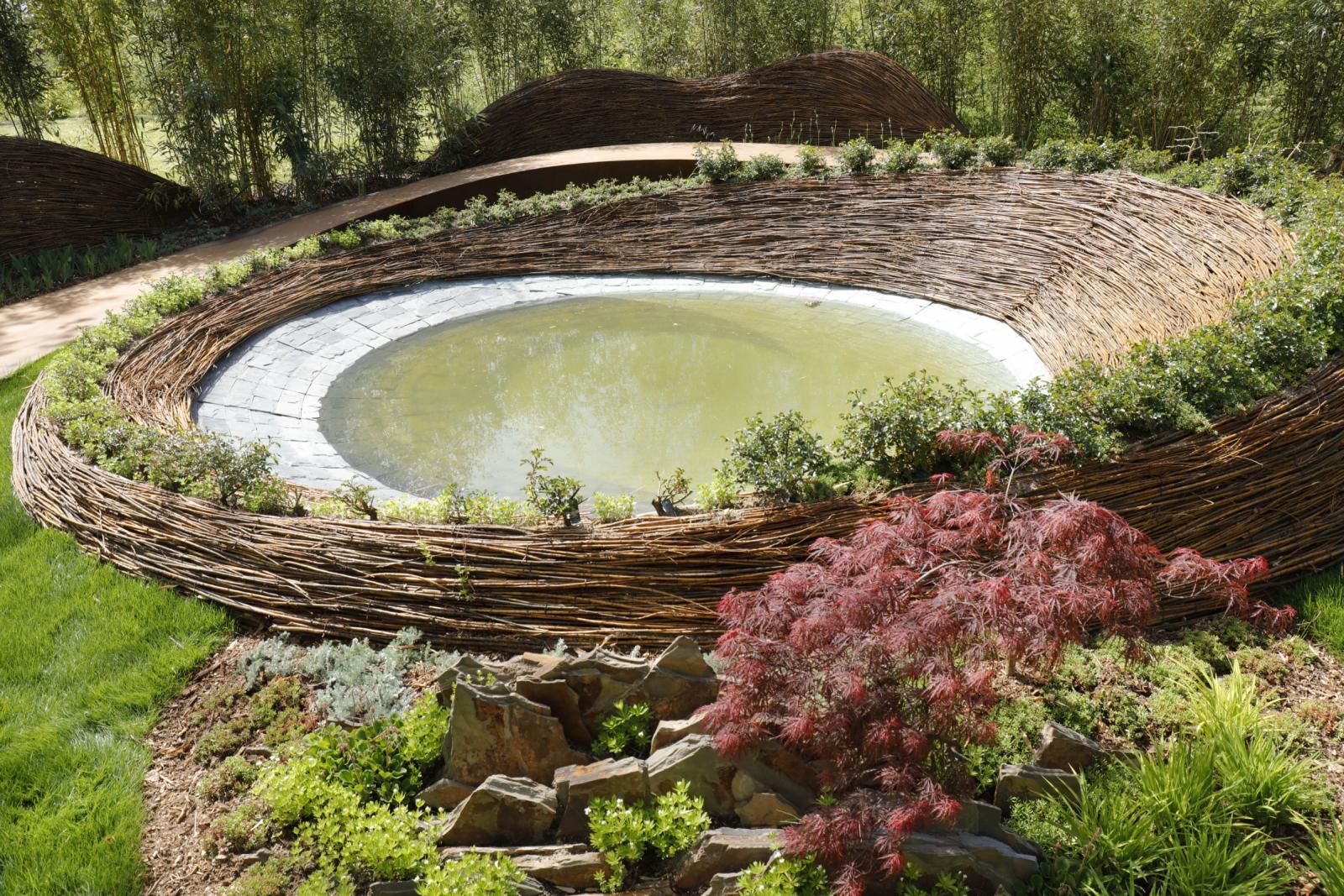 Le jardin chinois domaine de chaumont sur loire for Conception jardin chinois