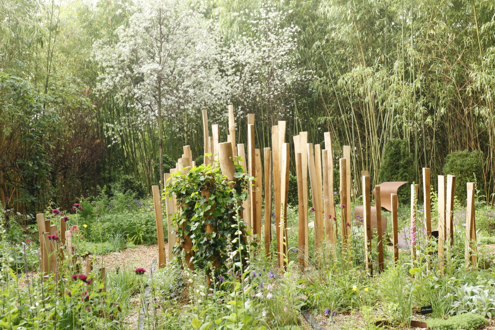Nous irons tous au jardin domaine de chaumont sur loire for Tous au jardin
