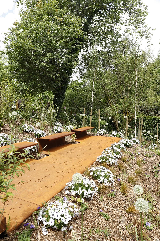 Le jardin de sous-bois | Domaine de Chaumont-sur-Loire