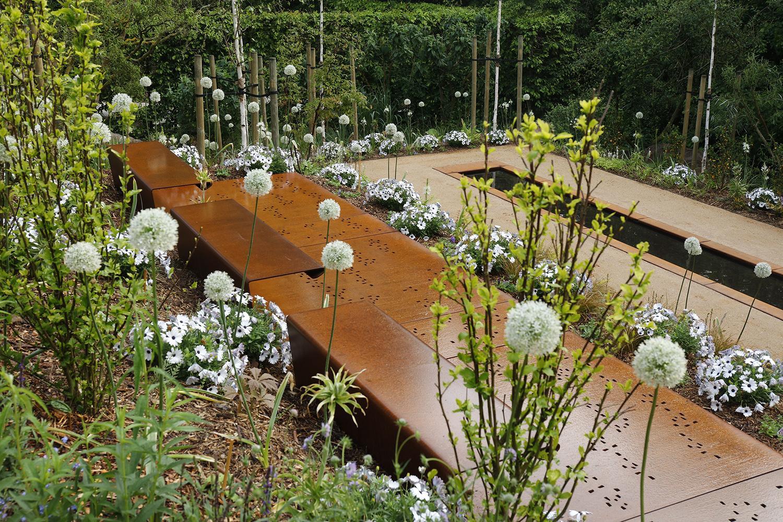 Le jardin de sous bois domaine de chaumont sur loire - Jardin chaumont sur loire ...