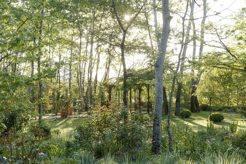 Le Jardin Anglais Domaine De Chaumont Sur Loire