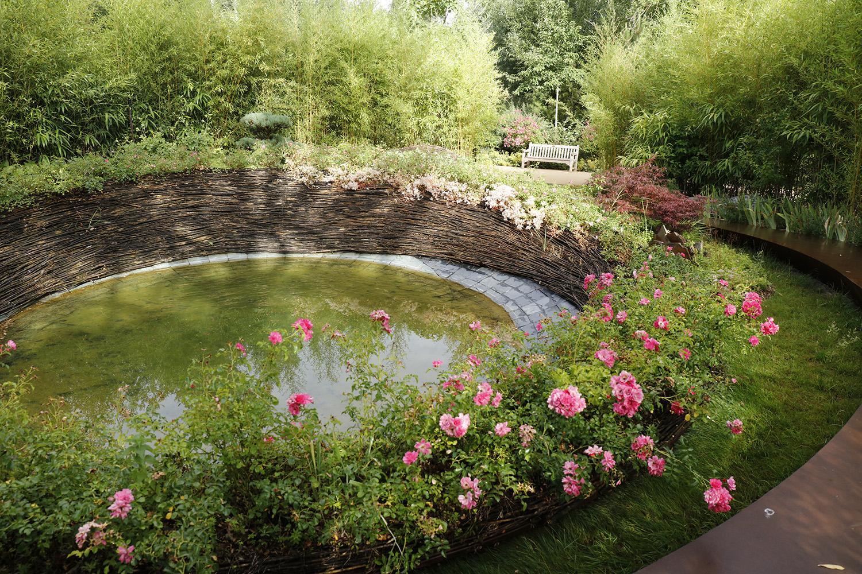 Le jardin chinois domaine de chaumont sur loire for Jardin chinois