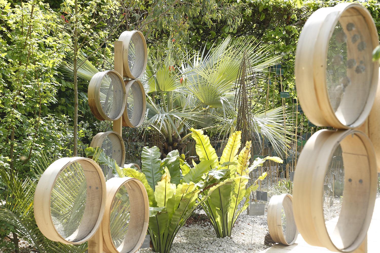 Le jardin des graines domaine de chaumont sur loire for Graine de jardin