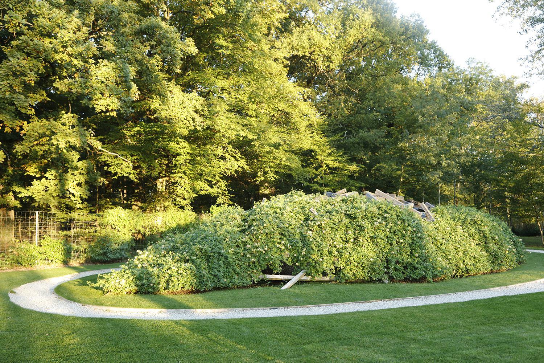 Le jardin des nu es qui s attardent domaine de chaumont for Le jardin qui dit non