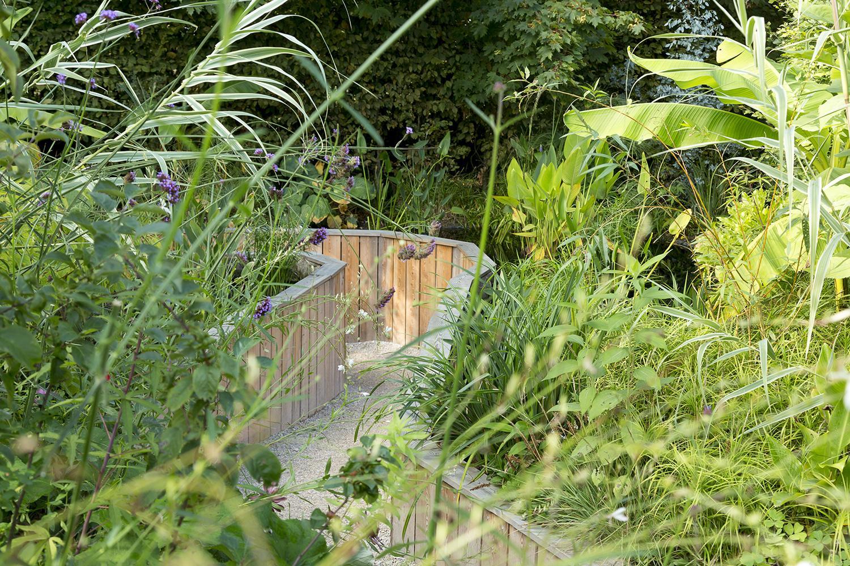 dissection du jardin dden festival des jardins 2014 e sander - Jardin D Eden