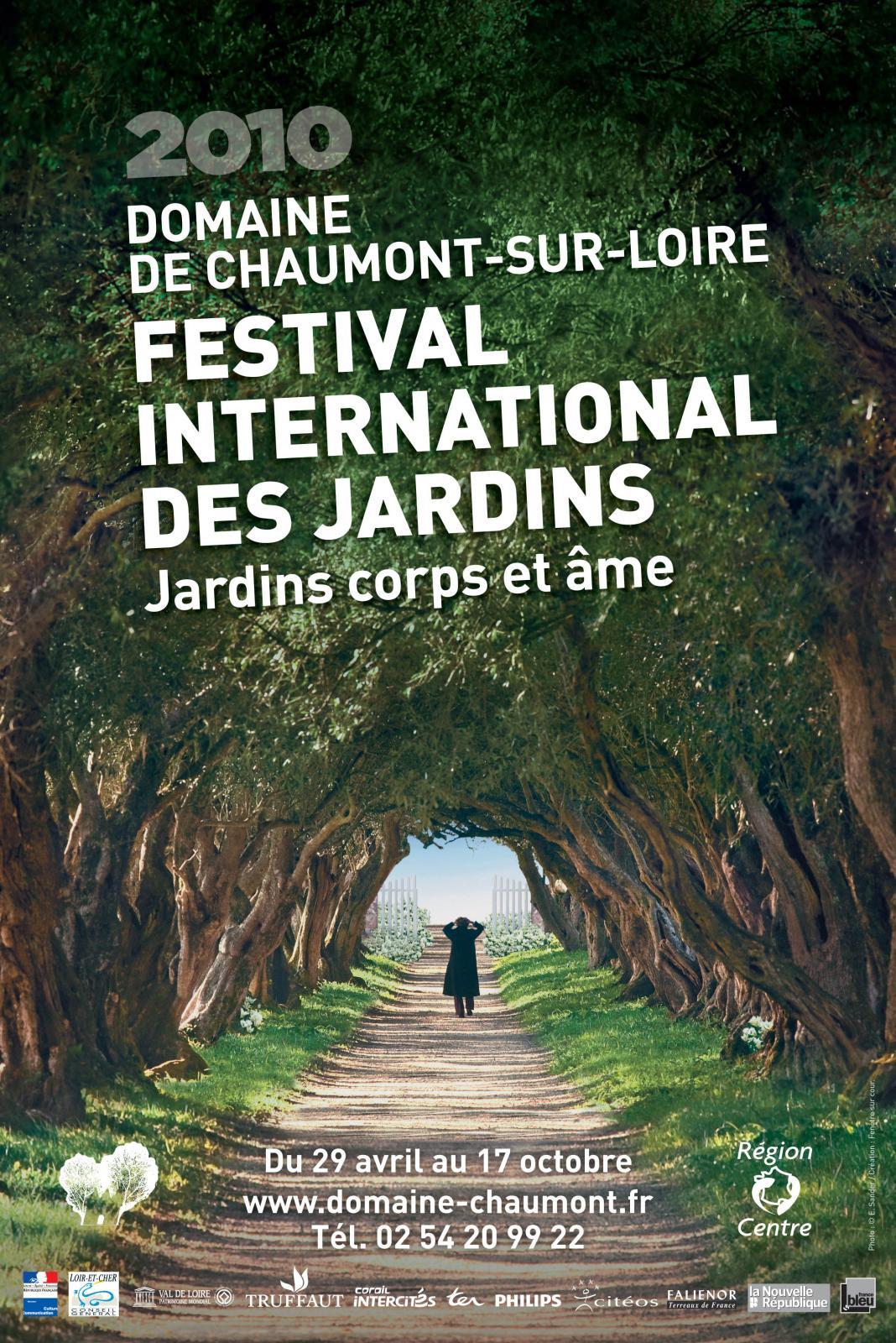Edition 2010 Jardins Corps Et Ame Domaine De Chaumont