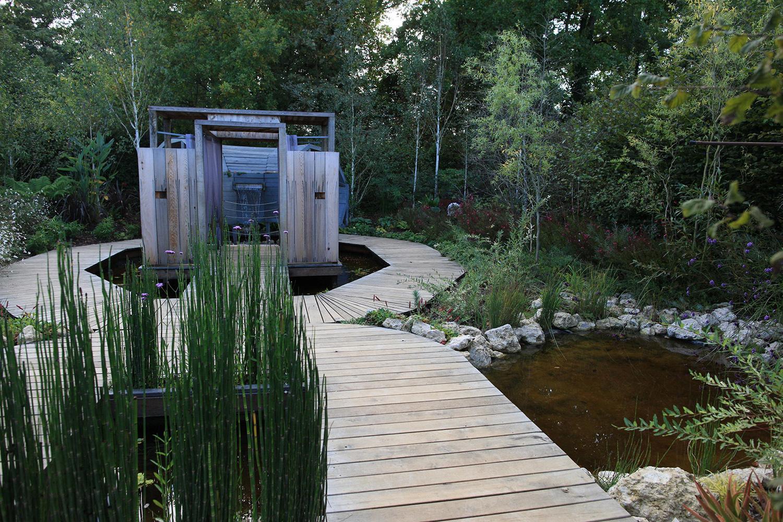 Parcours initiatique all gorie aquatique des 7 p ch s for Jardin 7 peches capitaux