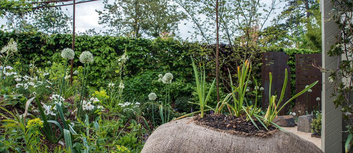 Les fleurs prennent le pouvoir domaine de chaumont sur loire - Festival international des jardins ...