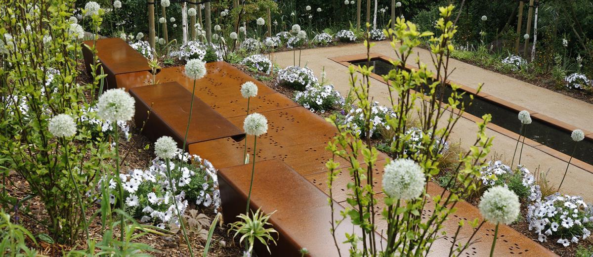 Le jardin de sous bois domaine de chaumont sur loire - Jardins chaumont sur loire ...