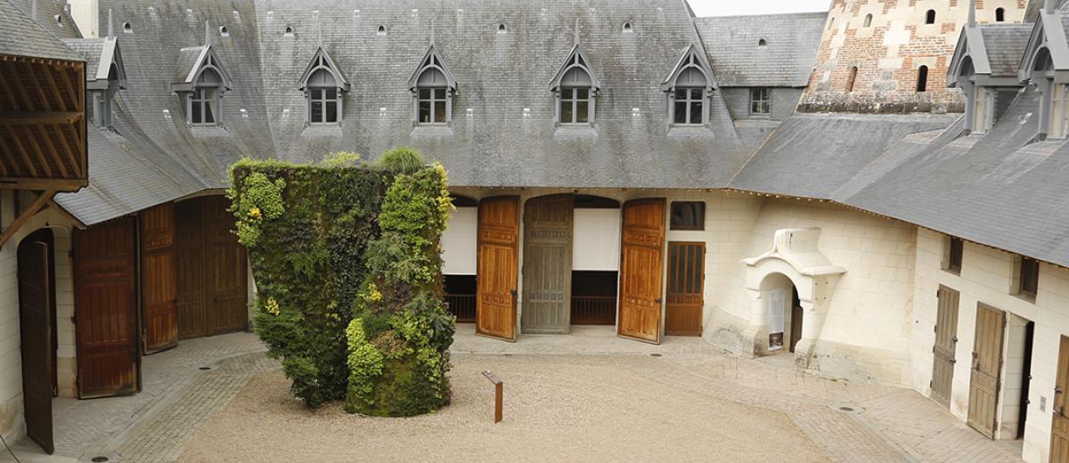 Patrick Blanc | Domaine de Chaumont-sur-Loire